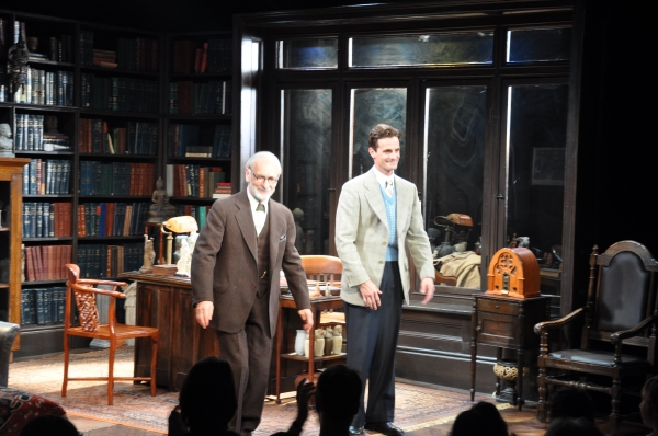 Photo Flash: FREUD'S LAST SESSION Opens at the Marjorie S. Deane Little Theater