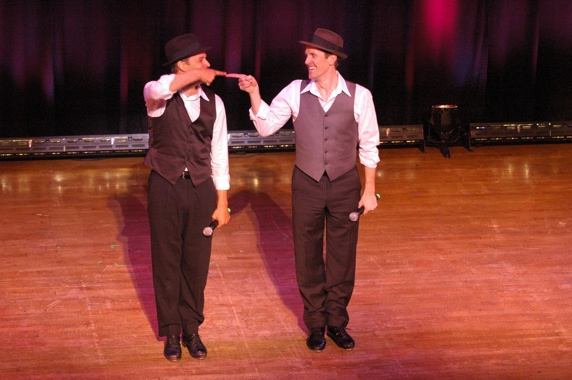Photo Coverage: All Singin,' All Dancin' at The Town Hall