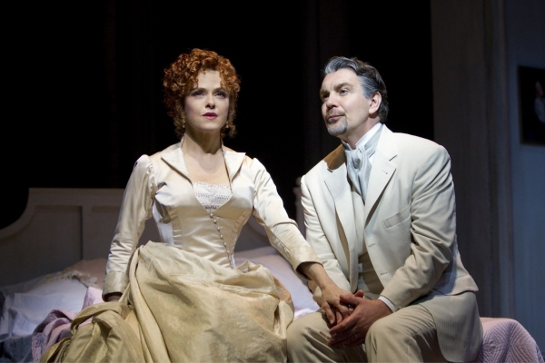 Photo Flash: Peters & Stritch in NIGHT MUSIC - First Look!
