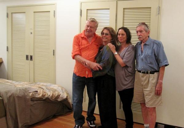Photo Flash: Playwright Horizon's ME, MYSELF AND I Begins Rehearsals