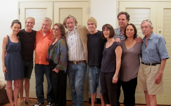 Natalia Payne, Booth, Murray, Ashley, Stephen Payne, Sadleir, Leslie Marcus, Tim Sanford, Emily Mann, Edward Albee