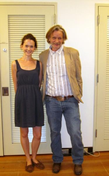 Natalia Payne & Stephen Payne