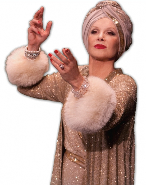 Stephanie Power as Norma Desmond