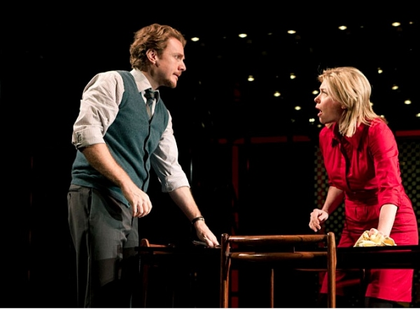 Photos: Mazzie, Danieley & Fahy Join NEXT TO NORMAL - First Production Shots!