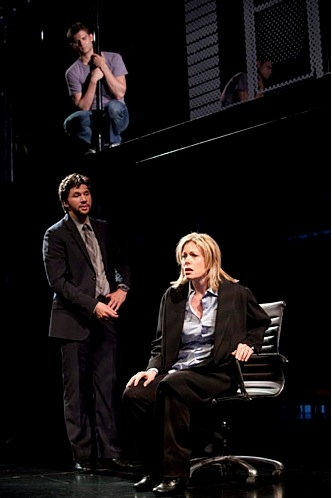 Photo Flash: Mazzie, Danieley & Fahy Join NEXT TO NORMAL - First Production Shots!