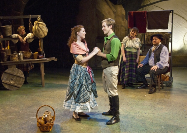 Photo Flash: Cortland Rep Presents BRIGADOON