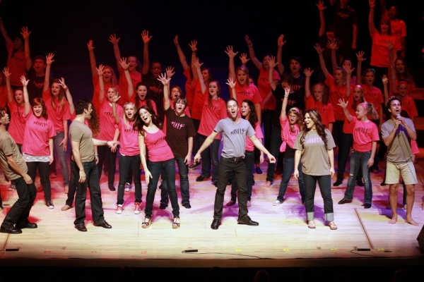 Photo Coverage: Bean, Canaan Perform Broadway Dreams Foundation Concert in Omaha!