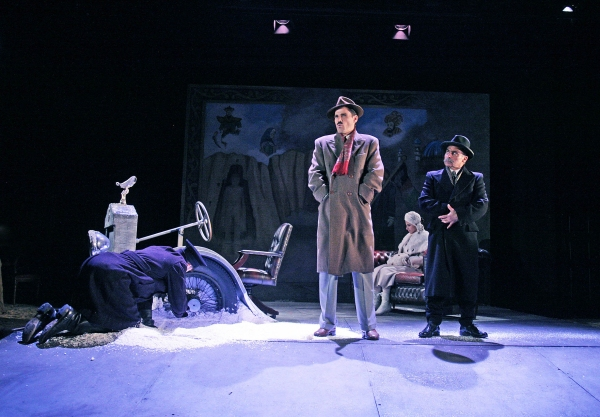 Photo Flash: THE GREAT GAME: AFGHANISTAN At Tricycle Theatre