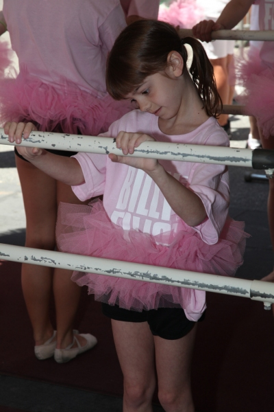 Photo Coverage: BILLY ELLIOT Celebrates National Dance Day