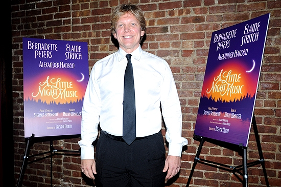 Photo Coverage: Peters & Stritch Open in A LITTLE NIGHT MUSIC