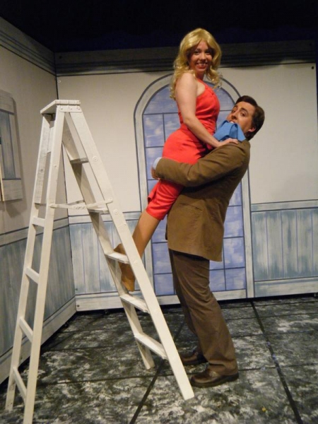 Photo Flash: DLC Summer Stage presents THE PRODUCERS