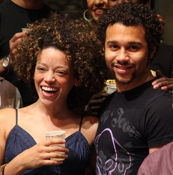 Photos: IN THE HEIGHTS Celebrates 1000th Performance on Broadway!