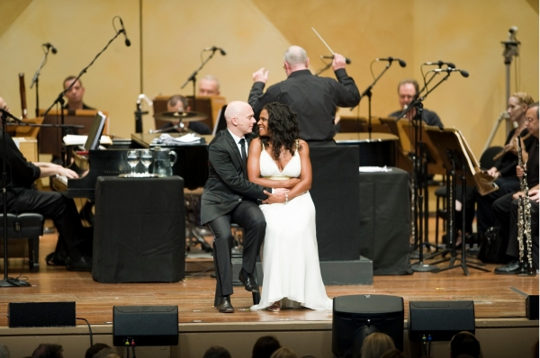 Photo Coverage: LuPone, Cerveris, McDonald et al. Pay Tribute to Sondheim at Ravinia Gala