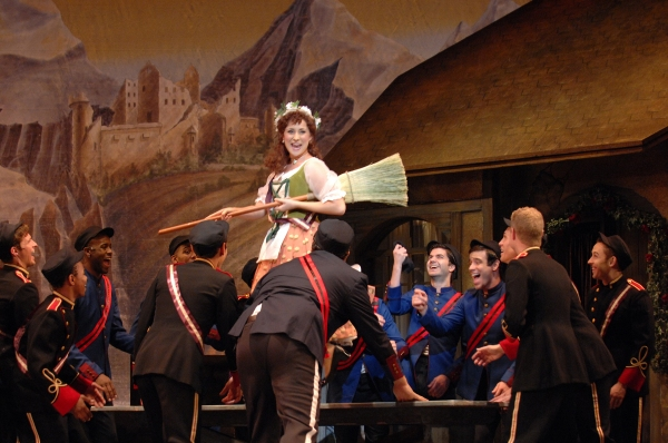 Photo Flash: THE STUDENT PRINCE At Pittsburgh CLO