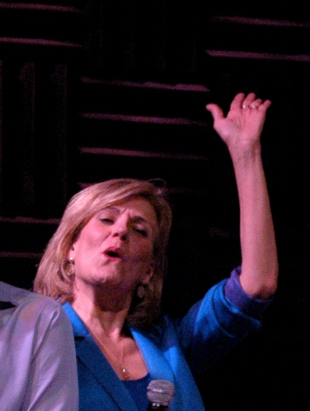 Photo Coverage: Rapp, Tartaglia et al. in 'Free to Dream' Benefit