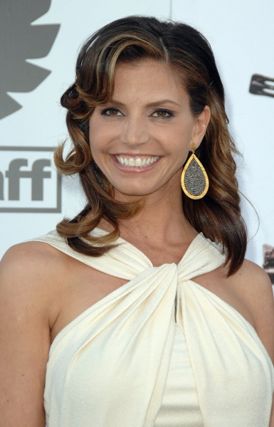 Charisma Carpenter at The 'Expendables' Premieres in LA