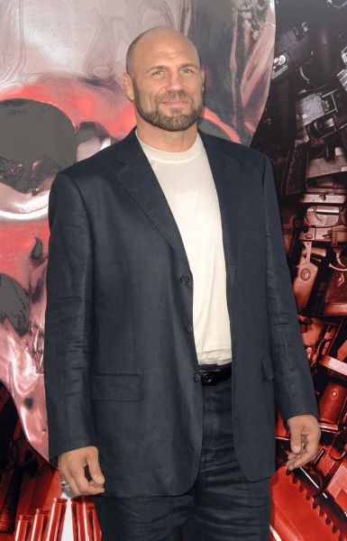 Randy Couture Photo