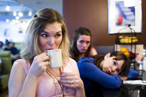 Julia Cook (L), Ashley Campana, & Jessica Rothenberg