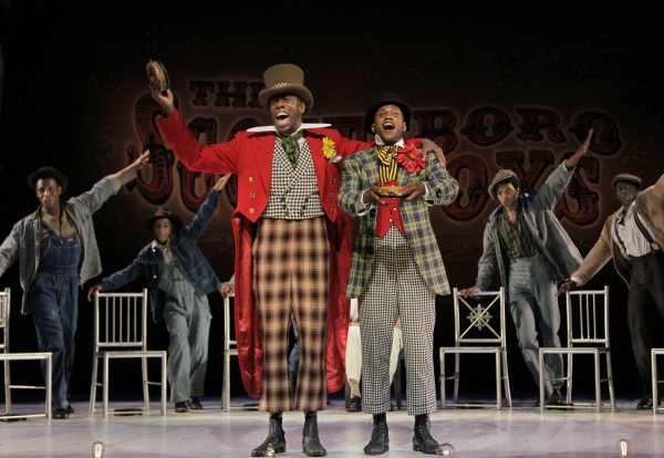 Photo Flash: Henry to Lead SCOTTSBORO on Broadway; First Guthrie Photos Released!