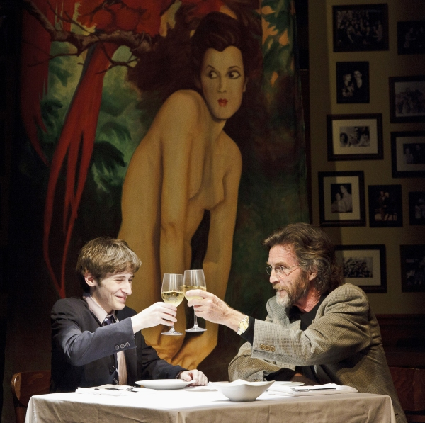 Photo Flash: SECRETS OF THE TRADE at Primary Stages at 59E59 Theaters