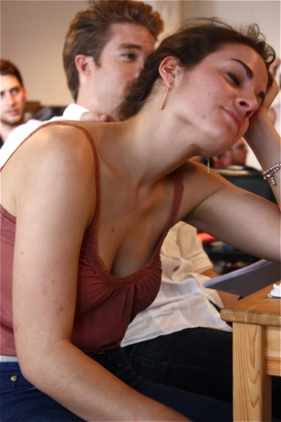 Photos: Theatre For the New City Rehearses KEEP YOUR BAGGAGE WITH YOU