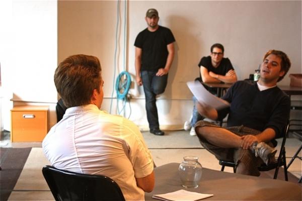Daniel Abeles, Daniel Talbott, Jonathan Blitstein, and Nate Miller