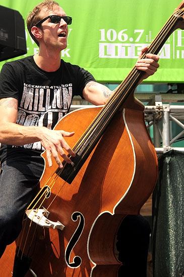 Corey Kaiser (Million Dollar Quartet)