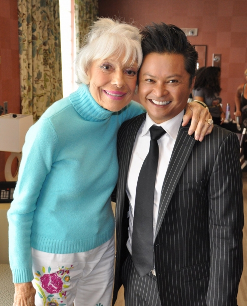 Photo Coverage Carol Channing To Release New Album In