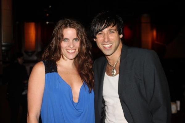 Erika Shannon and Joey Calveri