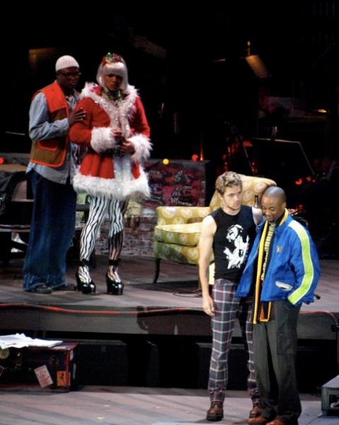 Photo Coverage: RENT at the Hollywood Bowl!
