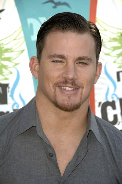 Channing Tatum at 2010 Teen Choice Awards - Arrivals