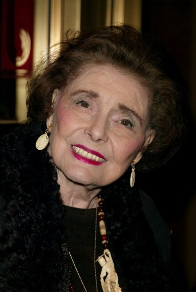 Patricia Neal Attends the Opening Night of DOUBT March 31, 2005