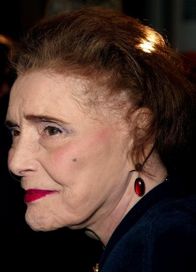 Patricia Neal Helps Celebrate the Opening of the New Broadway Production of the Beloved Play ON GOLDEN POND, April 7, 2005