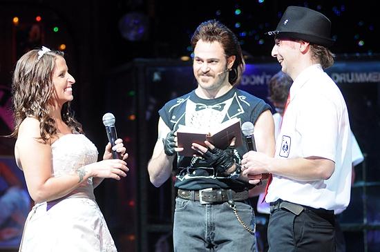 Sharyn Fontana, Mitchell Jarvis & Paul Fontana