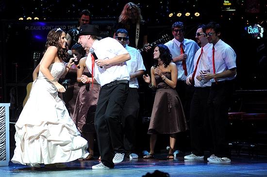 Sharyn Fontana & Paul Fontana& The Bridal party