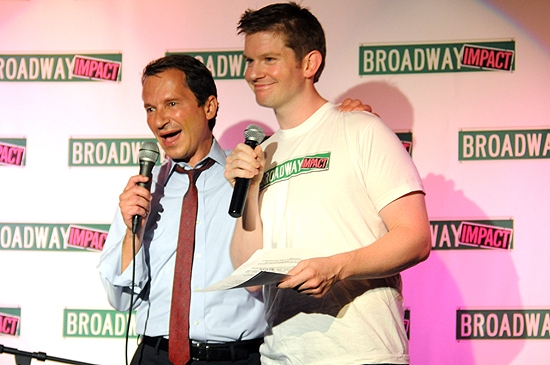 Photo Coverage: Broadway Impact Celebrates the End of Prop 8