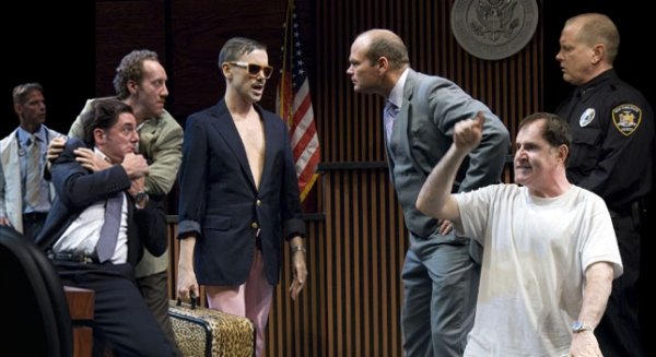 Photo Flash: Bay Street Theater's ROMANCE - New Production Shots!