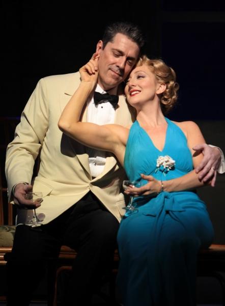Jason Howard and Carmen Cusack Photo