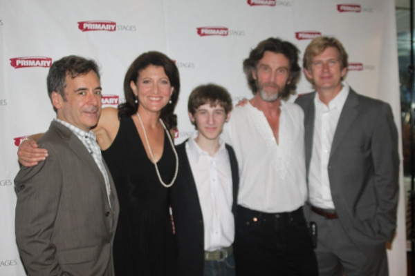 Mark Nelson, Amy Aquino, Noah Robbins, John Glover and Bill Brochtrup