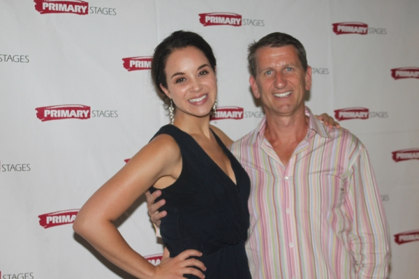 Photo Coverage: Primary Stages Opens SECRETS OF THE TRADE
