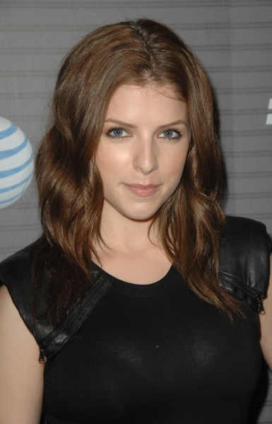 Anna Kendrick at GLEEKS, Ricci & More Attend Blackberry Torch Launch Party in LA