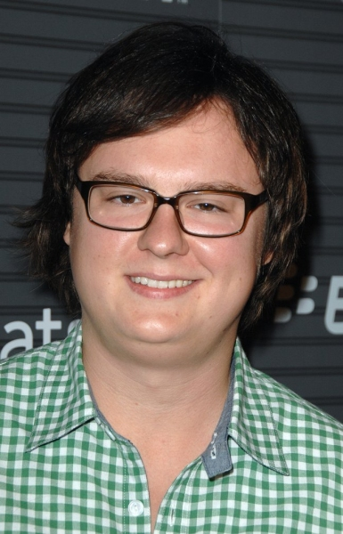 Clark Duke at GLEEKS, Ricci & More Attend Blackberry Torch Launch Party in LA