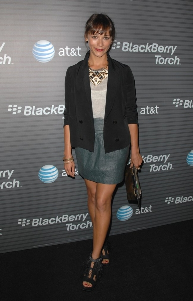 Photo Coverage: GLEEKS, Ricci & More Attend Blackberry Torch Launch Party in LA