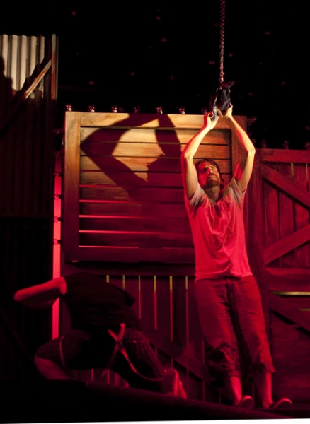 Photo Flash: Provision Theater Company's GODSPELL