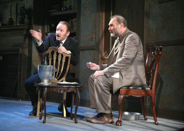 Photo Flash: The Shakespeare Theatre of New Jersey Presents NO MAN'S LAND