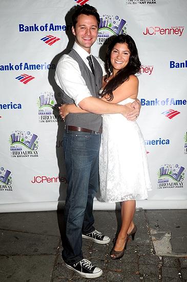 Matthew Hydzik & Haley Carlucci ( West Side Story )