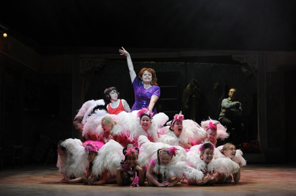 Photo Flash: BILLY ELLIOT THE MUSICAL at the Victoria Palace Theatre