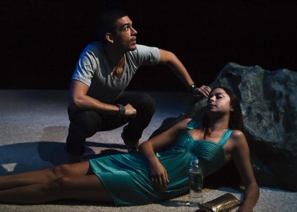 Bobby Moreno and Amelia Jean Alvarez Photo
