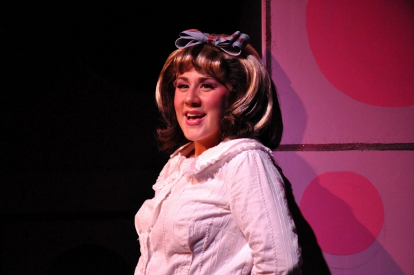 Marissa Perry at Reagle Music Theatre Presents HAIRSPRAY