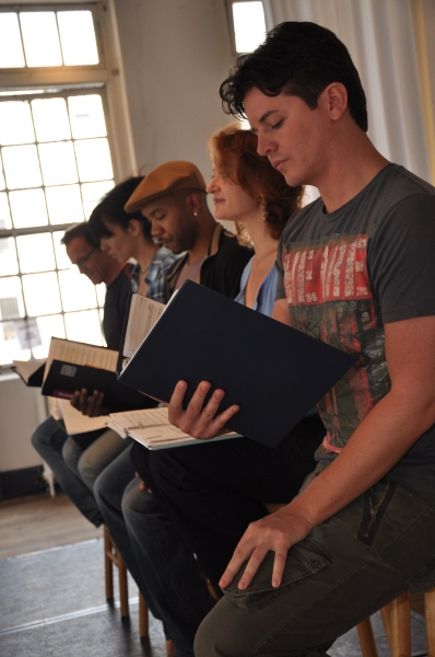 Photo Flash: De Haas, Milazzo, Forbach, O'Malley & Dunn to Sing William Finn's 'Elegies'